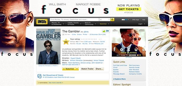 imdb focus